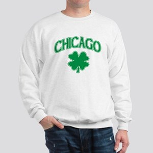 Chicago Irish Shamrock Sweatshirt