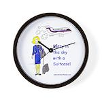 Betty Wall Clock!