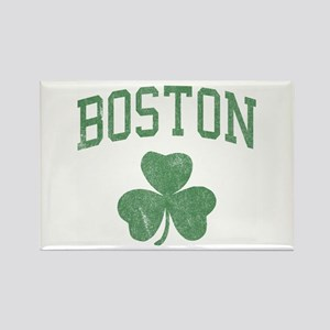 Boston Irish Rectangle Magnet