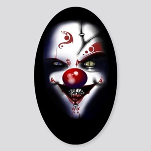 Evil Clown Sticker