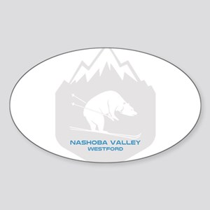 Nashoba Valley Ski Area - Westford - Mas Sticker