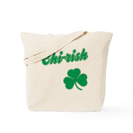 Chi-rish Chicago Irish Tote Bag