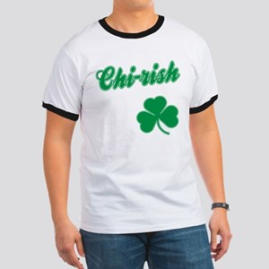 Chi-rish Chicago Irish Ringer T