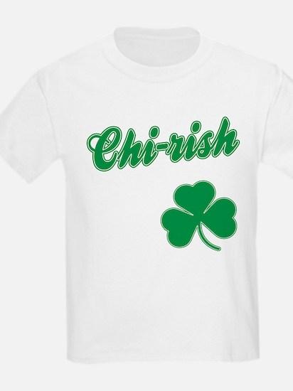 Chi-rish Chicago Irish T-Shirt