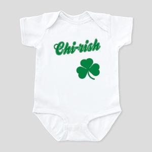 Chi-rish Chicago Irish Infant Bodysuit