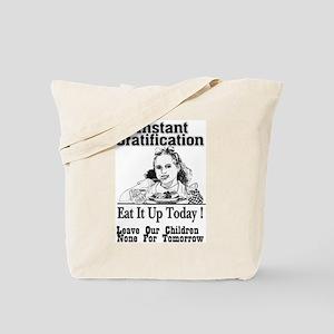 Eat It Up! Tote Bag