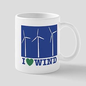 I Love Wind Mug