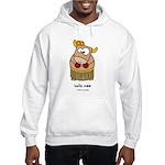 Hula moo Hooded Sweatshirt