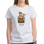 Hula moo Women's T-Shirt