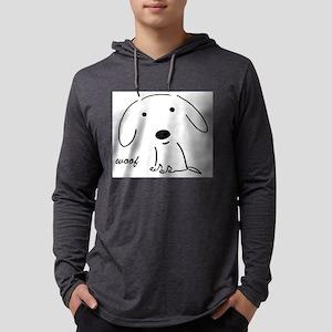 Little Woof Long Sleeve T-Shirt