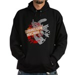 Jiu jitsu hooded sweatshirt - Submission Machine