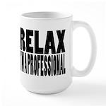 Professional Large Mug