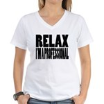 Professional Women's V-Neck T-Shirt