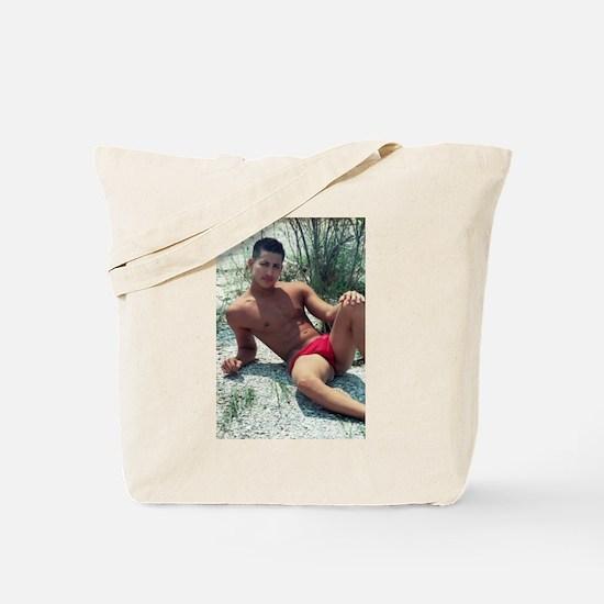 Red Rice Tote Bag