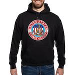 Coast Guard Masons Hoodie (dark)