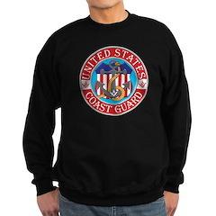 Coast Guard Masons Sweatshirt (dark)