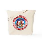 Coast Guard Masons Tote Bag