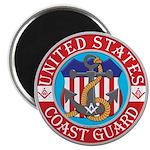 Coast Guard Masons Magnet
