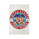 Coast Guard Masons Rectangle Magnet