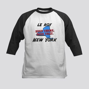 le roy new york - been there, done that Kids Baseb