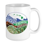 Hawaii Organic Farming Association Mug Mugs