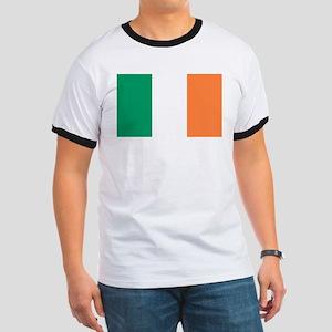 Irish Flag Ringer T