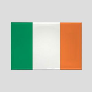 Irish Flag Rectangle Magnet