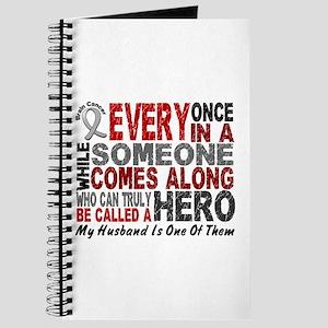 HERO Comes Along 1 Husband BRAIN CANCER Journal