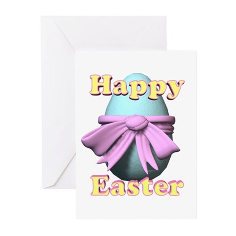 Happy Easter Greeting Cards (Pk of 10)