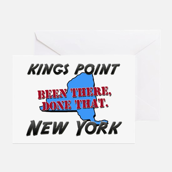 kings point new york - been there, done that Greet