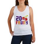 2D Fruity Women's Tank Top