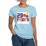 2D Fruity Women's Light T-Shirt