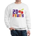 2D Fruity Sweatshirt