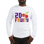 2D Fruity Long Sleeve T-Shirt