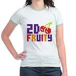 2D Fruity Jr. Ringer T-Shirt