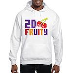 2D Fruity Hooded Sweatshirt