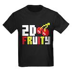 2D Fruity Kids Dark T-Shirt