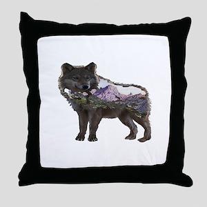 WATCHFUL Throw Pillow