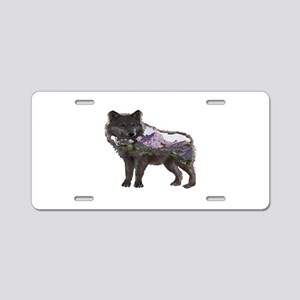 WATCHFUL Aluminum License Plate