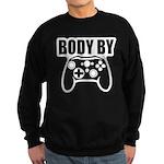 Body By Video Games Sweatshirt (dark)
