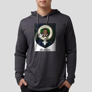 McEwan Clan Crest Tartan Long Sleeve T-Shirt