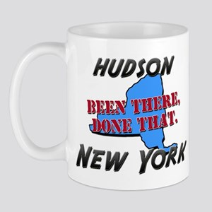 hudson new york - been there, done that Mug