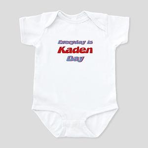 Everyday is Kaden Day Infant Bodysuit