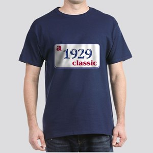 80th Birthday Dark T-Shirt