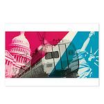 PC Metroliner Postcards (Package of 8)
