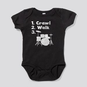 Crawl Walk Drum Body Suit