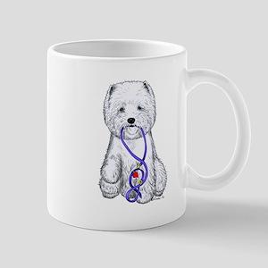 Westie Walkie Mug