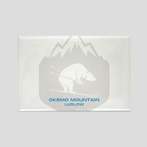 Okemo Mountain - Ludlow - Vermont Magnets