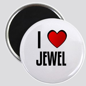 I LOVE JEWEL Magnet