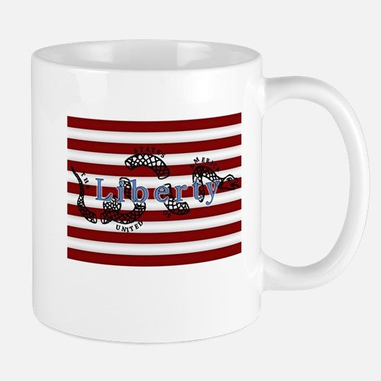 Liberty (blue) Mug